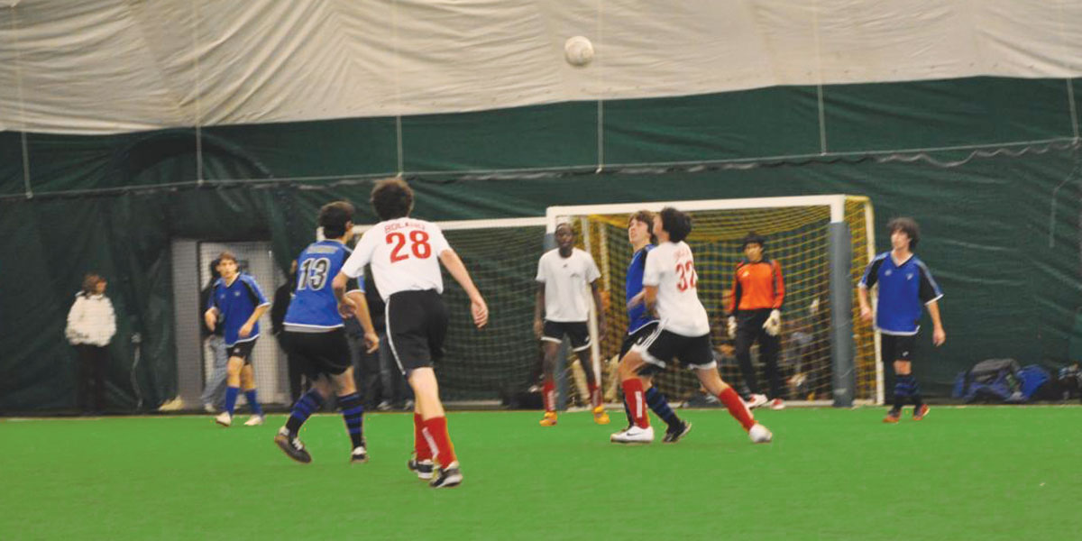 Indoor Soccer Leagues